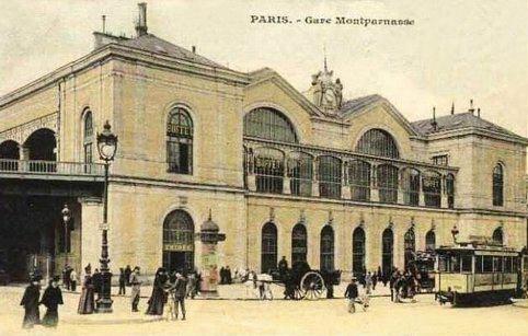 Tgv paris bordeaux vu du train par laurence lemaire for Plan interieur gare montparnasse